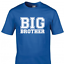 miniature 1 - Big Brother T-Shirt Kids Baby Grow Brother Outfit Tee Top
