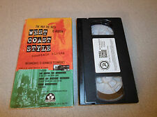 Tested West Coast Style VHS *Mountain Bike California Intermediate/Advance WCSMB