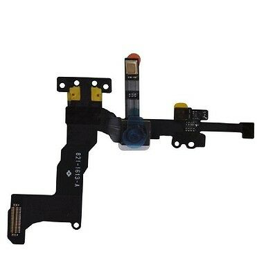 New Proximity Sensor Light Motion Flex Cable + Front Face Camera for iPhone 5S