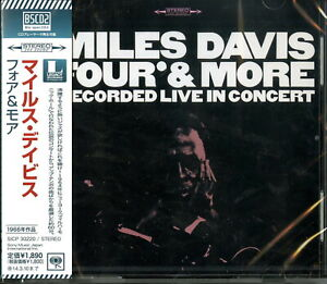 MILES-DAVIS-FOUR-amp-MORE-JAPAN-BLU-SPEC-CD2-D73