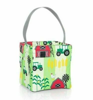Thirty one mini Littles carry all caddy utility bag 31 gift in Farm Fun new