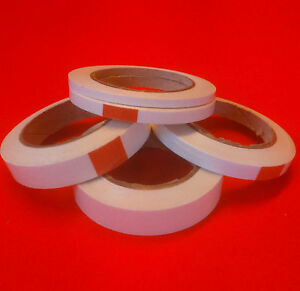 12 rolls double sided high tack craft tape 6mm 50mm x for Double sided craft tape