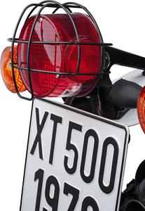 XT500 Rücklicht-Lampengitter /'XCountry/' für runde Rücklichter