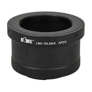 Adapter-Mount-Ring-T-Mount-Telescope-Lens-to-Camera-Micro-4-3-Olympus-Panasonic