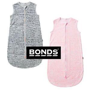 BONDS GIRLS BABY OUTERWEAR JUMPSUIT GREY PINK SALT AND PEPPER BY4DA SIZE 000-2