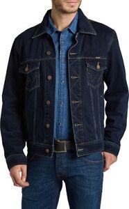 Para-Hombre-Wrangler-Authentic-Western-Denim-Jacket-Indigo