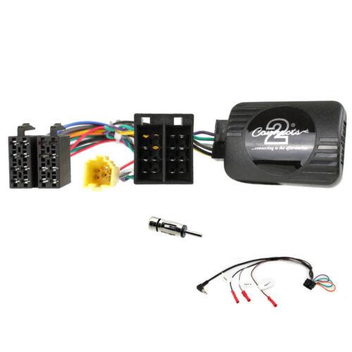 Connects2 CTSRN005.2AA Steering Wheel Adaptor With Aerial Renault Clio Kangoo