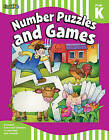 Number Puzzles and Games: Grade Pre-K-K (Flash Skills) by Spark Notes (Paperback, 2010)