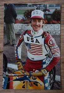 Original-1980s-Speedway-Photograph-Shawn-Moran-Tigers-Vikings-Aces-USA
