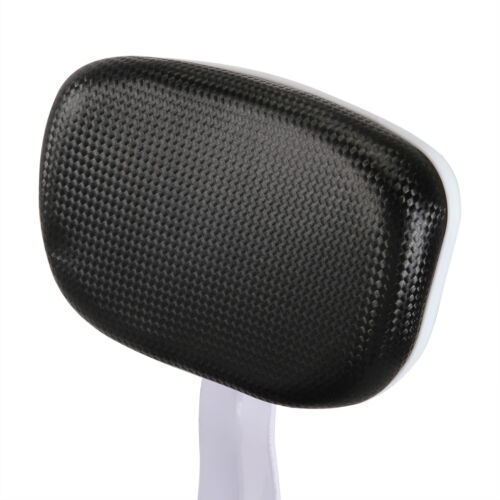 Bicycle Comfort Gel Rear Bike Seat Pad Cushion Cover Back Rest Saddle Black √