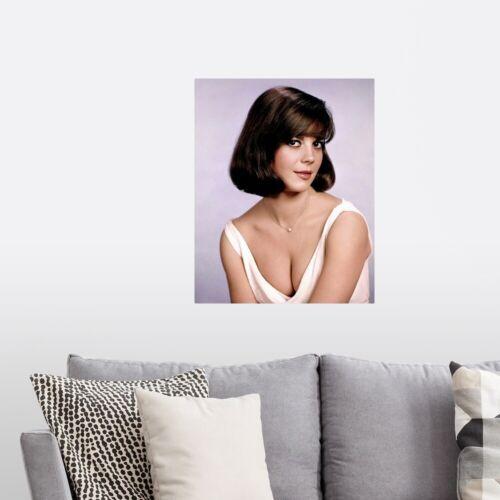 Celebrity Home Decor Natalie Wood Poster Art Print