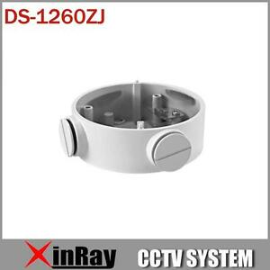 Hikvision-DS-1260ZJ-Weiss-Aluminium-Legierung-Junction-Box-fuer-DS-2CD2632F-IS