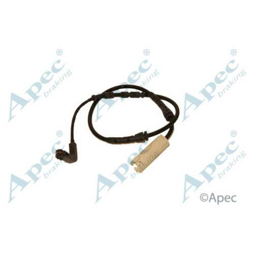 Fits BMW 1 Series E87 118d Genuine OE Quality Apec Front Brake Pad Wear Sensor