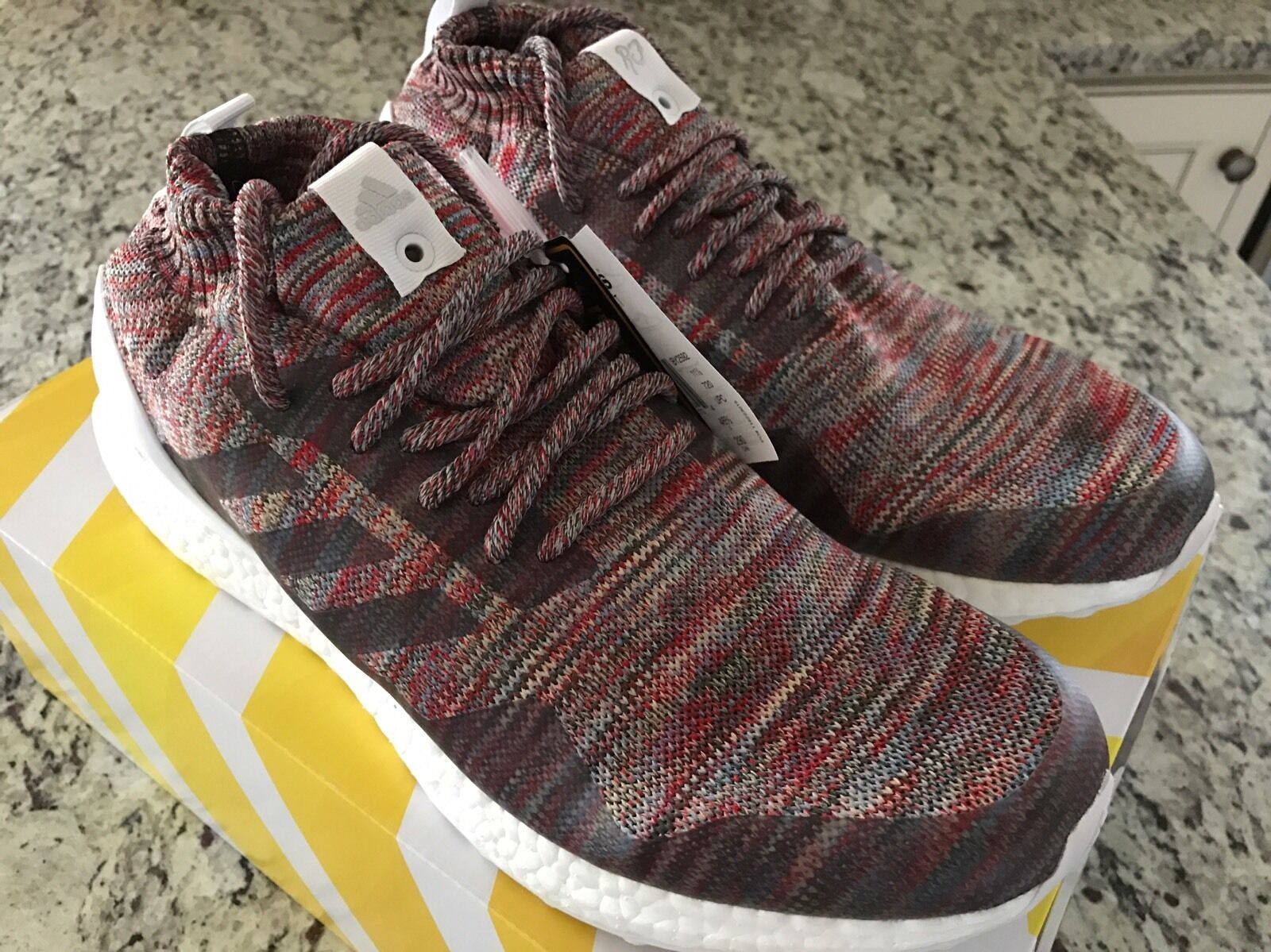Adidas X Kith Ultra Boost Aspen Ronnie Fieg Size 12