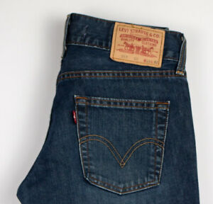 Levi-039-s-Strauss-amp-Co-Femme-557-03-Eve-Jeans-Bootcut-Taille-W28-L32-ALZ154