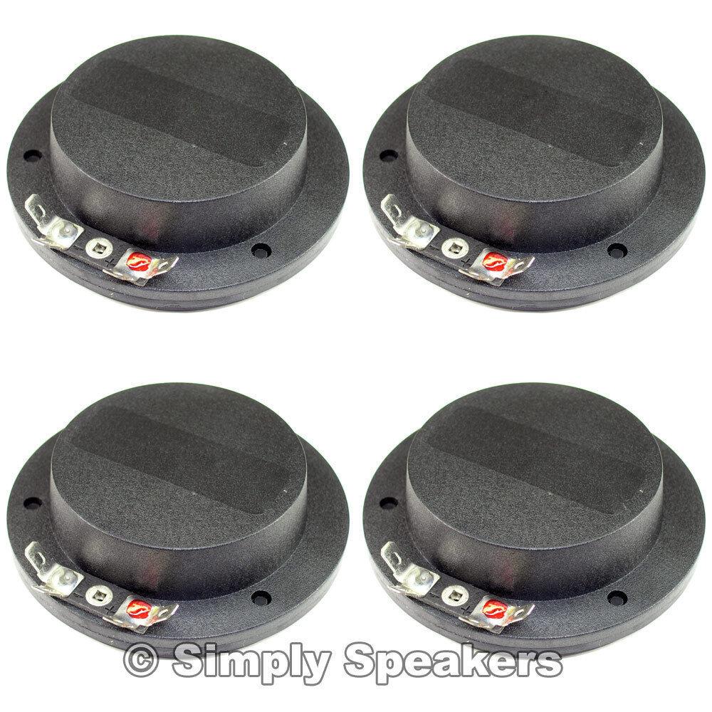 Diaphragma für Community CPL43-64 Horn Treiber Ss Audio Lautsprecher Teile 8 Ohm