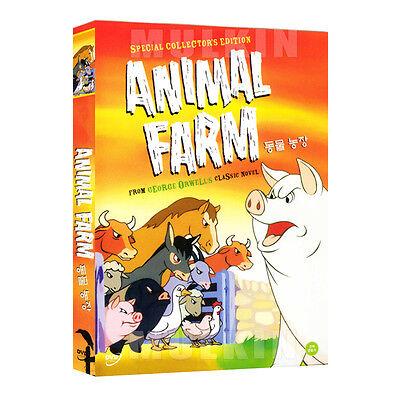 Animal Farm (1954) DVD - Joy Batchelor, John Halas (*New *Sealed ...