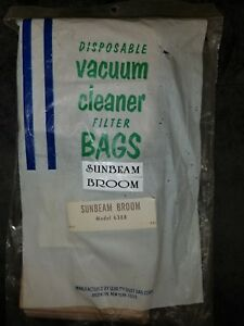 Sunbeam-Broom-Vacuum-Bags