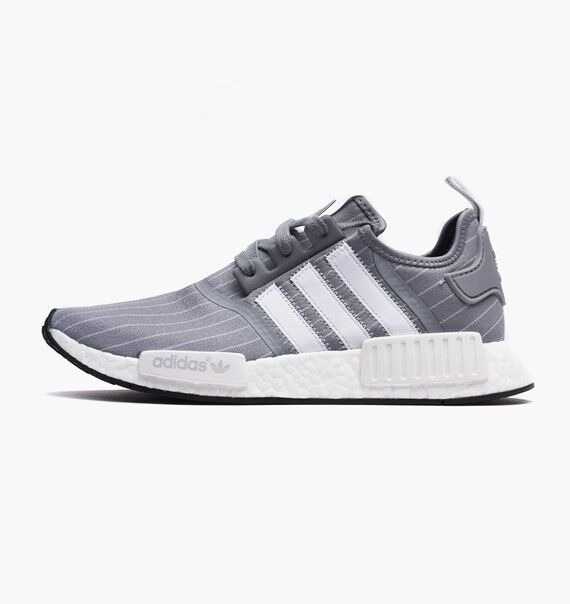 Adidas NMD R1 x BEDWIN GREY WEISS BB3123 Men's Limited Edition