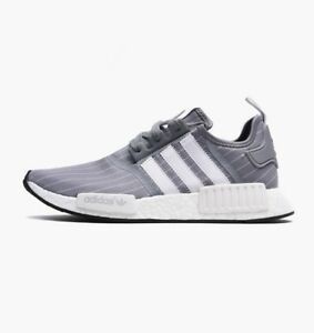 bf05fcfc1 Adidas NMD R1 x BEDWIN GREY WHITE BB3123 Men s Limited Edition