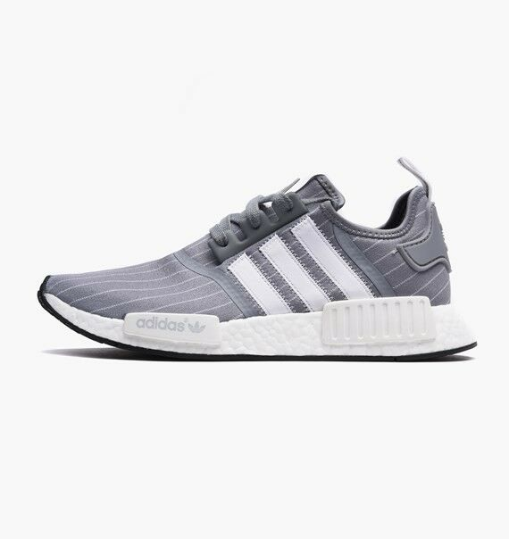 31b81b0cf Mens adidas NMD R1 Bedwin and The Heartbreakers UK Size 9 Trainers Grey for  sale online