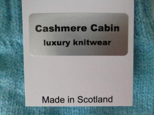 Turquoise blue green lambswool gloves ladies womens wool woollen winter Scotland
