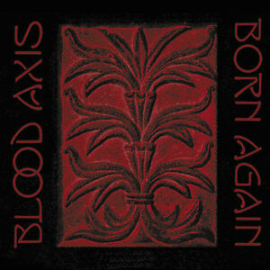 BLOOD-AXIS-BORN-AGAIN-2LP-Von-Thronstahl-Death-in-June-Of-the-Wand-and-the-Moon