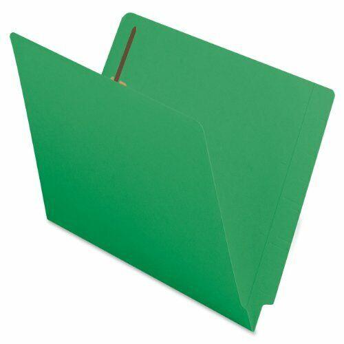 Smead End Tab Fastener File Folder Shelf-Master Reinforced Straight-Cut Tab 2