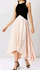 Blush Dress Lea 8 Maxi Party Soft New Bnwt Prom Wedding Size coast gHwfBxqt