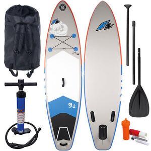 F2-Inflatable-Pirate-Kids-SUP-Stand-UP-Paddle-Board-Komplettset-Kinder-I-SUP-set