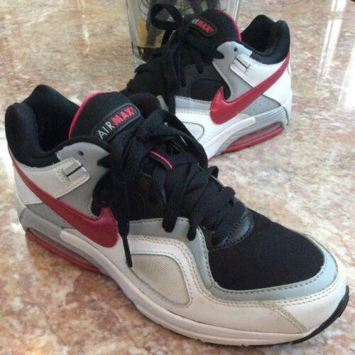para Nike negro Air para blanco en 101 correr Go 7 Zapatillas 432088 Strong Max talla rojo mujer UXgwU