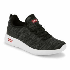 Levi-039-s-Mens-Apex-KT-Casual-Rubber-Sole-Knit-Fashion-Sneaker-Shoe