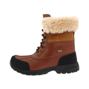 f80691f3bb8 Details about UGG Men's Butte Snow Boot STYLE#5521 BLACK/GREY/BROWN, SIZE  7-13
