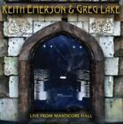 Live From Manticore Hall by Greg Lake/Keith Emerson (Composer/Keyboards) (CD, Jul-2014, Manticore)