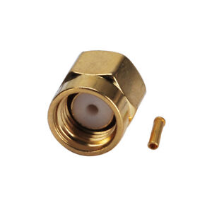RP-SMA-Solder-Plug-female-pin-RF-connector-for-086-034-cable-RG405