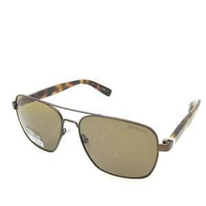 New-Polariod-Polarized-Sunglasses-PLP-0202-Brown-Havana-Size-M