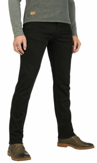 PME Legend Jeans │ Nightflight │ slim fit   comfort stretch │ schwarz Twill