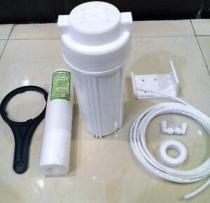 RO-Pre-Filter-Double-Ring-Bowl-1PPKemflo-2Elbow-1Teflon-3mtrPipe-1Spanner-2Screw
