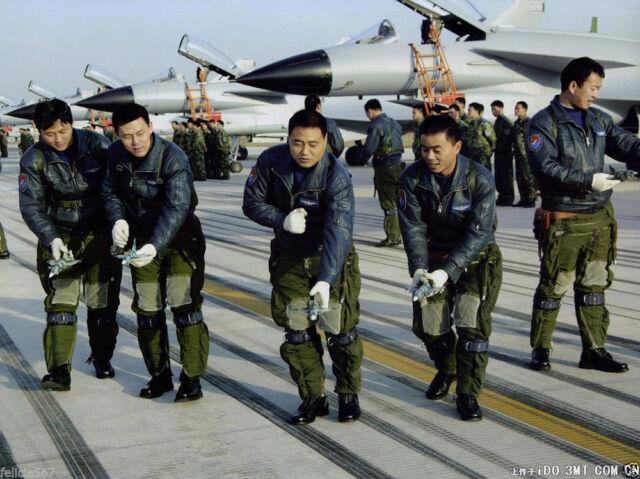 Air Force MiG Fighter Pilot Partial Tubular Pressure Anti G Flight Suit KH-4