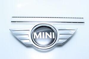 MINI New Genuine Countryman R60 R61 Chrome Emblem Badge Trunk Surround 9801607