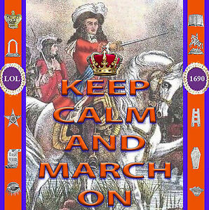 KEEP  CALM  AND  MARCH  ON     NEW   LOYALISTULSTERORANGE CD - United Kingdom, United Kingdom - KEEP  CALM  AND  MARCH  ON     NEW   LOYALISTULSTERORANGE CD - United Kingdom, United Kingdom