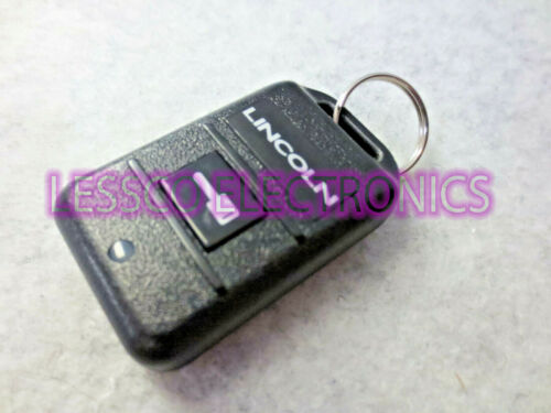 Lincoln GOH-PCMINI 1 Button Transmitter Remote Fob