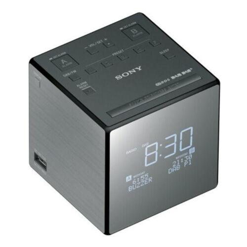 Sony XDR-C1DBP DAB+//FM Clock Radio Black