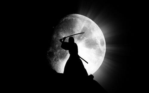 The Last Samurai Poster SKU 44341
