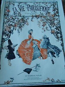 Le-Madrigal-Fleuri-Une-rose-d-039-automne-Romance-Couverture-Print-Cover-1913