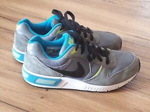 Nike-36-Turnschuhe-Junge-Sport-Freizeit-Halbschuh
