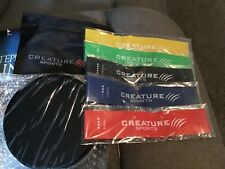 Creature Sports Resistance//Exercise//Activity Bands And Glider Plates