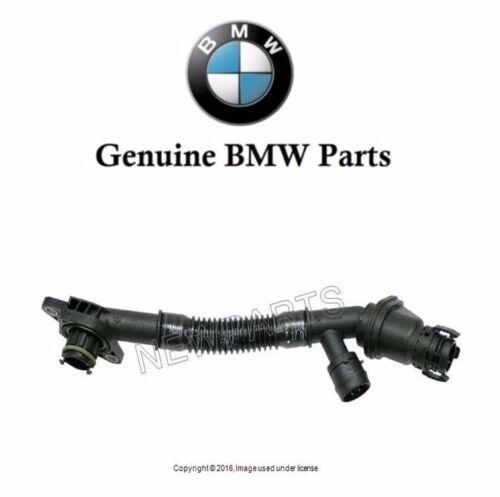 For BMW F10 F01 E70 E71 Driver Left Crankcase Vent Hose Genuine 11 15 7 646 087