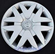 New 16 Hubcap Rim Wheel Cover For 2004 2010 Sienna Minivan Free Shipping Fits Toyota