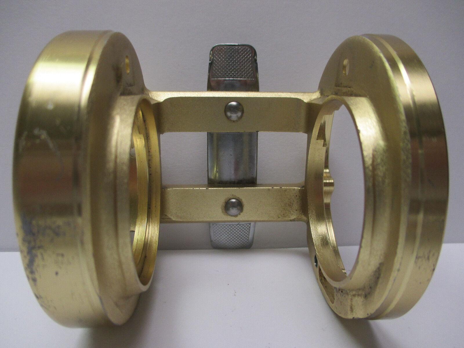 Shimano Baitcasting Reel Usado parte-Calcuta 400S-Marco